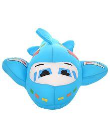 Twisha NX Aeroplane Soft Toy - Blue