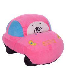 Twisha Car Soft Toy - Pink