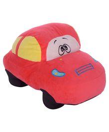 Twisha Car Soft Toy - Red