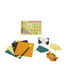 JackInTheBox Jungle Safari 2 In 1 Puzzle Game - Multicolor