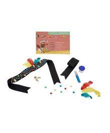 JackInTheBox Jungle Safari 2 In 1 Puzzle Game Set - Multicolor