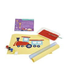 JackInTheBox Things That Go 6 In 1 Activity Game - Multicolor