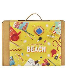 JackInTheBox A Day At The Beach 3 In 1 Activity Set - Multicolor