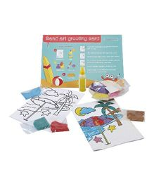 JackInTheBox A Day At The Beach 2 In 1 Activity Set - Multicolor