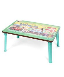 Ratnas Super Tab Desk Vehicle Print - Green
