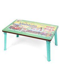 Ratnas Super Tab Desk Vehicle Print - Green