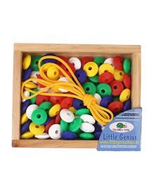 Little Genius Beads Circle Set Of 100 Pieces