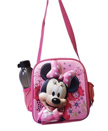Thought Counts 3D Cartoon Character Sling Bag - Pink