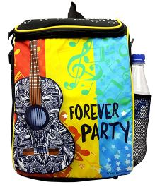 Thought Counts Forever Party Print Backpack - Multicolour