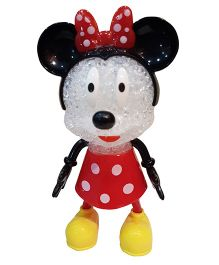 Thought Counts Cartoon Glow Lamp - Red & Black