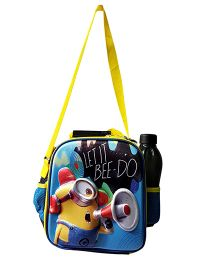 Thought Counts 3D Cartoon Character Sling Bag - Yellow