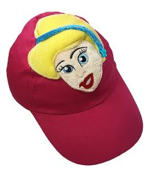 Thought Counts Pretty Girls Cap - Dark Pink