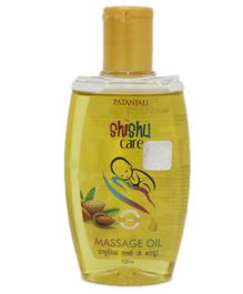 Patanjali Shishu Care Massage Oil - 100 ml