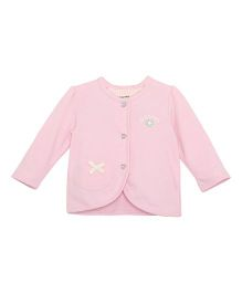 FS Mini Klub Full Sleeves Vest - Pink