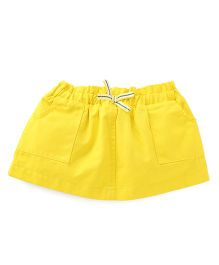 UCB Plain Skirt - Yellow