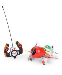 Majorette Remote Control Driving Plane El Chupacabra - Red