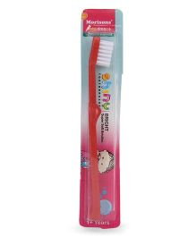 Morisons Baby Dreams Shiny Bright Tooth Brush - Red