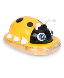 Playmate Bump And Go Bee - Yellow