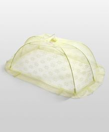 Babyhug Mosquito Net Star Design - Yellow