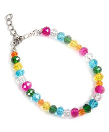 Carolz Jewelry Crystal Bracelet - Multicolour