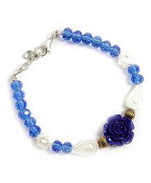 Carolz Jewelry Crystal Bracelet - Blue