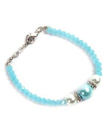 Carolz Jewelry Crystal Bracelet - Blue