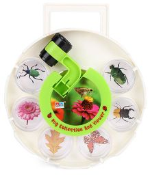 Smiles Creation Field Microscope Toy - Green