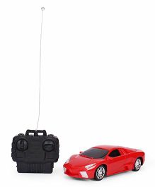 Smiles Creation Remote Control Toy Car - Red