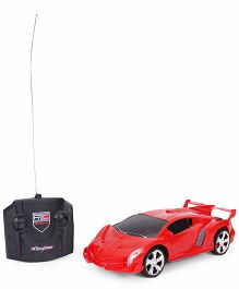 Smiles Creation Fast Wildest Remote Control Car - Red