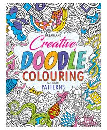 Creative Doodle Colouring Patterns - English