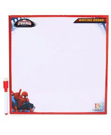 Marvel Spiderman 2 In 1 My First Fun Writing Board - Red