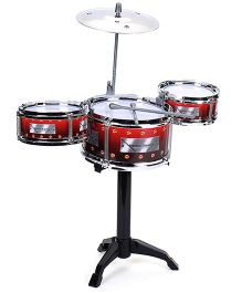 Playmate Flash Music Jazz Drum - Red