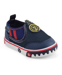 Kittens Shoes Canvas Casual Shoes - Blue