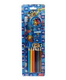 Partymanao Stationary Set - Blue