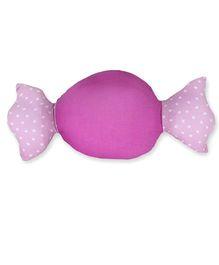 HouseThis Sugar Candy Cushion - Purple