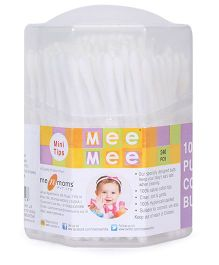 Mee Mee Cotton Ear Buds - 240 Pieces