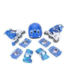Disney Mickey Mouse And Friends Skate Set - Blue