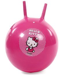 Hello Kitty Jump Ball - Pink