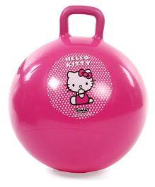 Hello Kitty Jump Ball - Pink