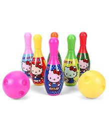 Hello Kitty Bowling Set - Multicolor