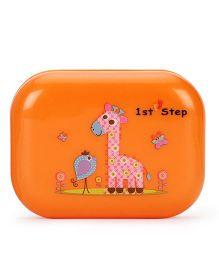 1st Step Soap Box Giraffe Print - Orange