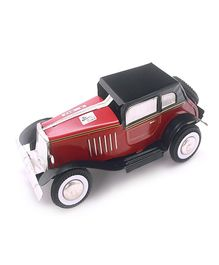 TinTreasures Classic Toy Car Litho - Maroon