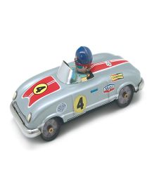 TinTreasures Champion Toy Car - Silver