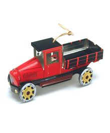 TinTreasures Toy Pick Up Truck - Red