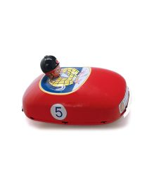 TinTreasures Toy Bumper Car - Red