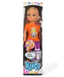 Nancy Doll Hair Braids V2 - 42 cm
