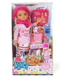 Nancy Doll World Adventures V2 - 42 cm