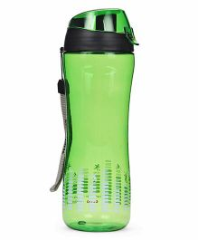 Cello Homeware Sipper Bottle Green - 700 ml