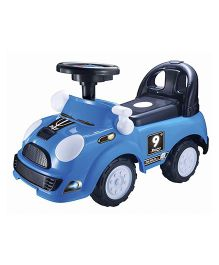 Happykids Foot To Floor Ride On Vehicle - Blue
