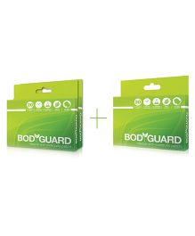 Bodyguard Premium Natural Anti Mosquito Patches (60 Patches  3 Pack)